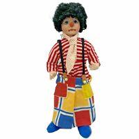 Vintage 1985 Schmid Doll House SAD CLOWN Doll Musical Limited Edition 124/750
