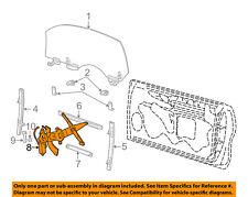 FORD OEM 96-04 Mustang Door-Window Motor F6ZZ6323395AA
