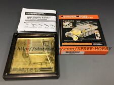 Voyager PE35335 1/35 German Sd.Kfz.7 8t Late Production Detailing Set For DRAGON