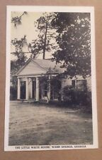 ROOSEVELT 1945 First Day of Issue / Little White House / Warm Springs, GA