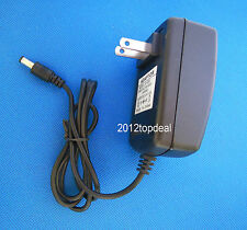 AC 100-240V To DC 12V 2A Adapter Plug Power Supply For 5050 3528 Strip LED