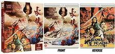 Last Hurrah For Chivalry / Hand Of Death (Blu-Ray) John Woo, REGION B BRAND NEW!