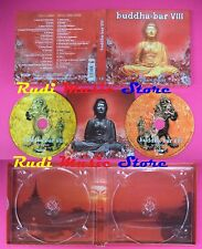 CD Buddha-Bar VIII bySAM POPAT Compilation 2 CD CARD BOX no mc vhs dvd(C38*)