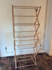 BRAND NEW - WOODEN CLOTHES AIRER / DRYER - HABITAT