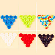 10pcs Silicone Thumb Stick Controller Grip Cap Cover For PS2/3/4 XBOXONE XBOX360