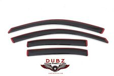 Side Window Vent-Ventvisor(R) In-Channel Deflector 4 pc. Auto Ventshade 194362
