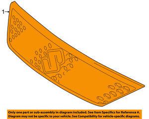 SUZUKI OEM 05-07 Aerio-Grille Grill 7211159J00D51