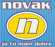 NOVAK - JA TO MAM DOBRE - SINGLE CD, 2000 - PROMO