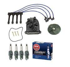 Acura Integra B18C GSR &Type-R Cap,Rotor,NGK Wires & Iridium Spark Plugs