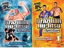 Brazilian Ju Jitsu Vale Tudo 2 Dvd Set Grappling Techniques Giorsetti & Middux
