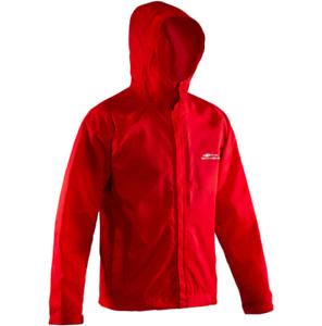 GRUNDENS STORM RUNNER JACKET - RED/XL