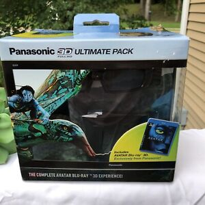 Panasonic 3D Ultimate Pack Avatar Blu-Ray CD + 2 Shutter Glasses Experience