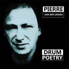 PIERRE VAN DER LINDEN - DRUM POETRY NEW CD