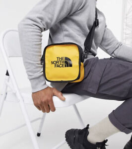 The North Face Explore Bardu Bag II, NWT, Yellow