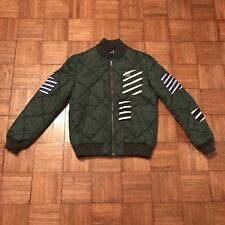 Fred Perry x Raf Bomber Jacket