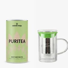 Natural Mojo Puritea+Tea infuser Sets