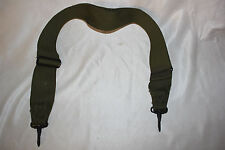 US Military Issue Vietnam Era General Purpose Carry Strap Sling OD Green Canvas