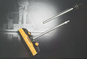 Hochdruckreiniger Flächenreiniger Hochdruck-Schrubber für Duro Workzone TopCraft