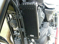 Harley Davidson XR 1200 Ölkühler Ölkühlerabdeckung Abdeckung Kühlerschutz Gitter