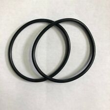 """2 - #TB-200 SINGER SEWING MACHINE RUBBER MOTOR STRETCH BELT 10"""" TO 13"""" UNIVERSAL"""