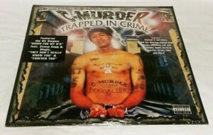 C-MURDER - Trapped In Crime  SEALED 1ST PRESS HYPE NO LIMIT MASTER P