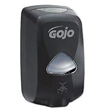 GOJO TFX TOUCH FREE AUTOMATIC FOAM SOAP DISPENSER 1200ML BLACK 2730-12