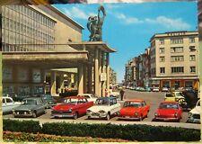 Belgium Oostende Kursaal en Van Iseghemlaan - unposted