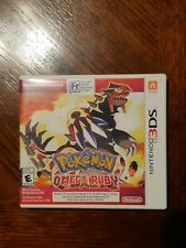 Pokemon omega Ruby Nintendo DS
