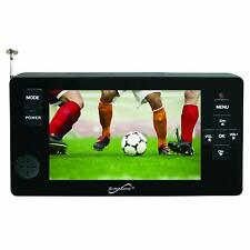 """Supersonic  4.3 """"  Portable  Pocket LED TV w/ USB, Micro-SD Input & Remote"""
