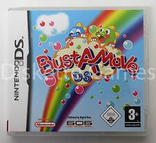 BUST A MOVE DS - NINTENDO DS - PAL ESPAÑA - BUST-A-MOVE