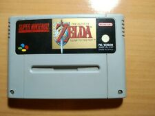 The Legend of Zelda A Link to the Past - Super Nintendo SNES PAL