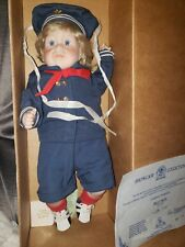 World Gallery Dolls Billy Boy Porcelain Doll #690/1000