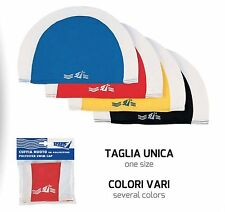PACK 50 CUFFIE PISCINA PISCINA 100% POLIESTERE SPORT ONE COLORI ASSORTITI f6101a9ae076