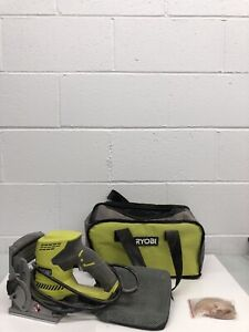 Ryobi 6 Amp AC Biscuit Joiner JM83 Kit With Dust Collector And Tool Bag
