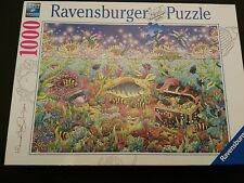Ravensburger puzzle 1008 pieces Hanna Karlzon 27×20 in