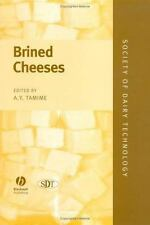 Society of Dairy Technology: Brined Cheeses 6 (2006, Hardcover)