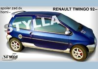 SPOILER REAR ROOF TAILGATE RENAULT TWINGO I 1 MK1 MKI WING ACCESSORIES