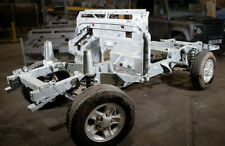 LAND ROVER DEFENDER 90 TDI / TD5 / TDCI GALVANISED CHASSIS SUPPLY AND FIT