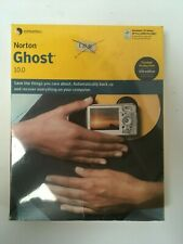 Norton Ghost 10.0 RARE - SEALED - Symantec - Retro Software