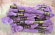 DMC Six Strand Embroidery Cotton 8.7 Yards Medium Lavender 117 210