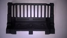 replacement fireplace front bars grill fret fire front  3 SIZES AVAILABLE