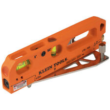 KLEIN TOOLS Magnetic Torpedo Level with Laser Level (LBL100)