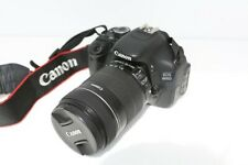 Canon EOS Rebel T3i / EOS 600D 18.0MP Digital SLR Camera - Black (Kit 18-135mm)✨