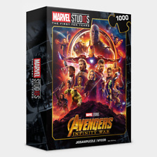 """Jigsaw Puzzles 1000 Pieces """"Avengers - Infinity War"""" / Marvel / M1039"""