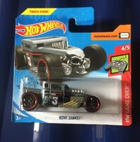 Hot Wheels BONE SHAKER Game Over 4/5 *NEW* 2019 Grey/Silver (BOXED SHIPMENT)
