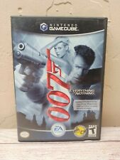 James Bond 007 Everything or Nothing Nintendo GameCube Tested Works