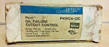 NEW JOHNSON CONTROL PENN OIL FAILURE CUTOUT CONTROL  P45NCA-12C