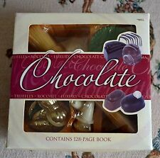 Top That! Chocolate 12 metal molds set + 128 page Book