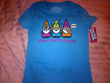 "DAVID & GOLIATH ""Chillin' With My Gnomies"" T-Shirt - Size L - NWT"