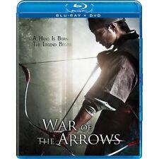 War of the Arrows (Blu-ray + DVD 2-Discs Combo, 2012)(WGU01286B)